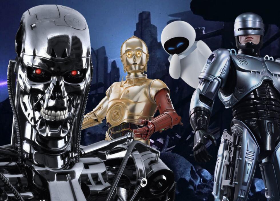 tirdzniecības robots eva