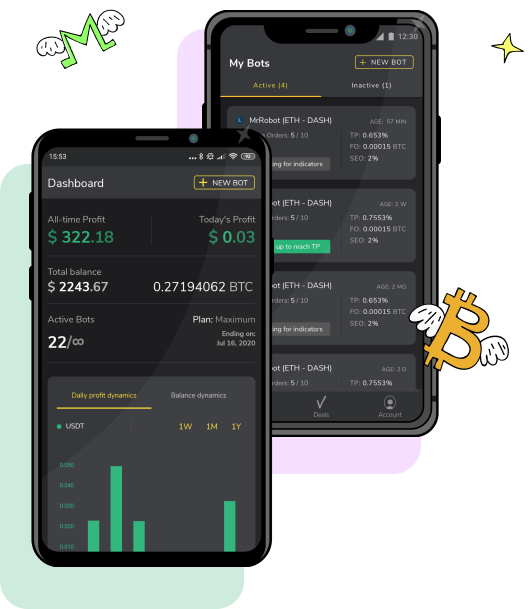 bot bitcoin android