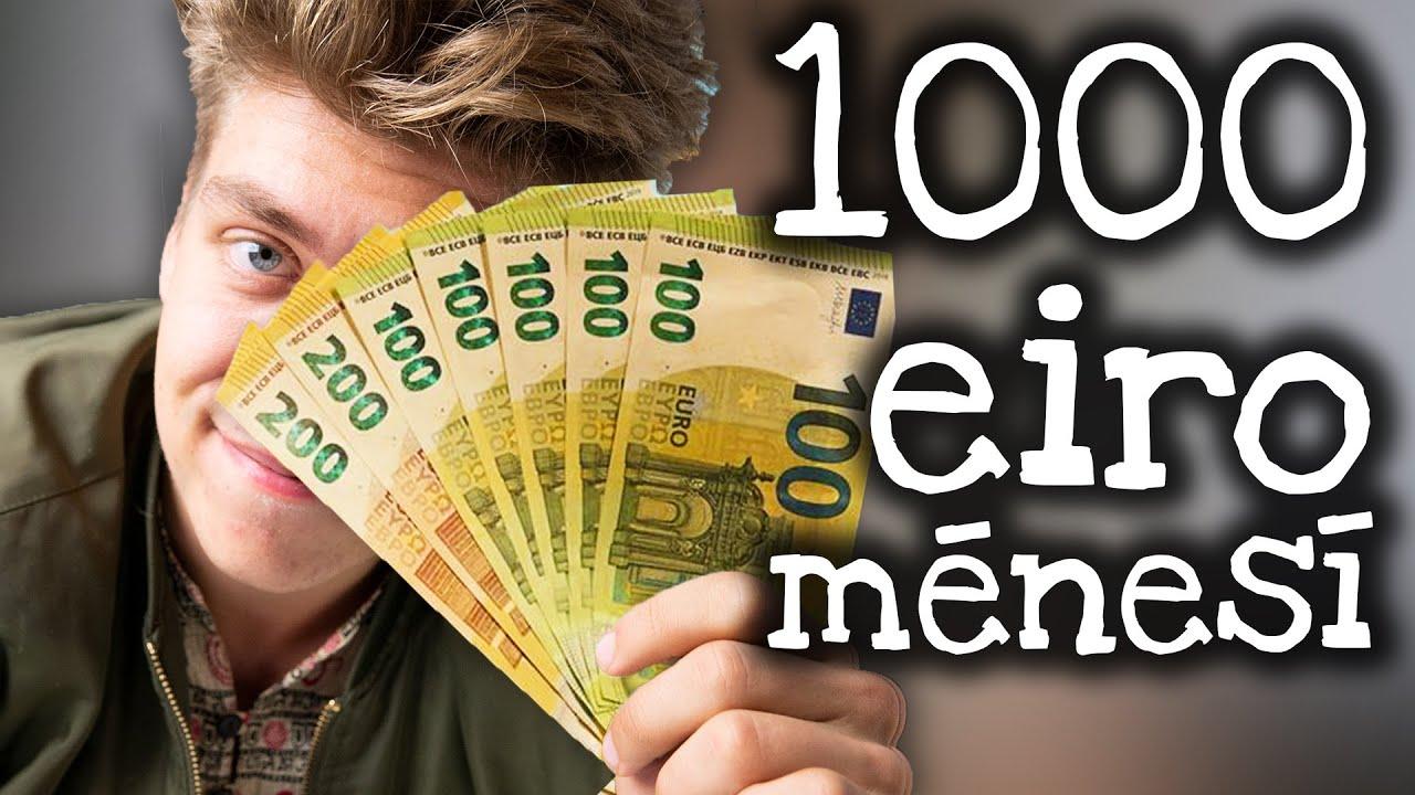 cik daudz naudas nopelnīji ar eiro