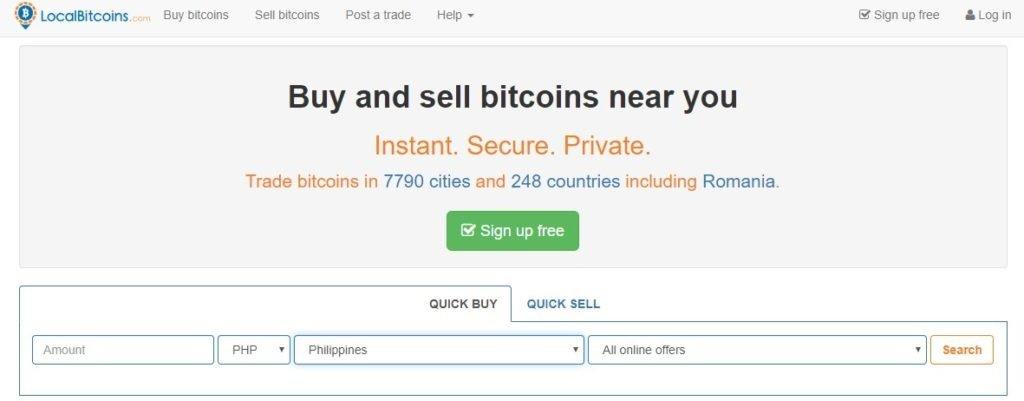 localbitcoins net oficiālā vietne