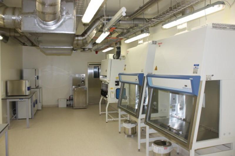 Berkeley laboratoriju pārbaudēm smart LED apgaismojums, New York dzīves laboratorijas