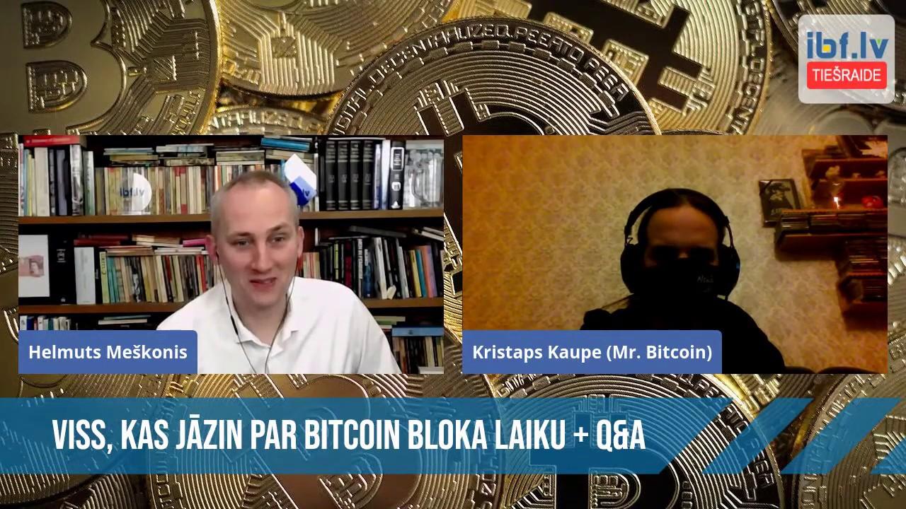 viss par bitcoin