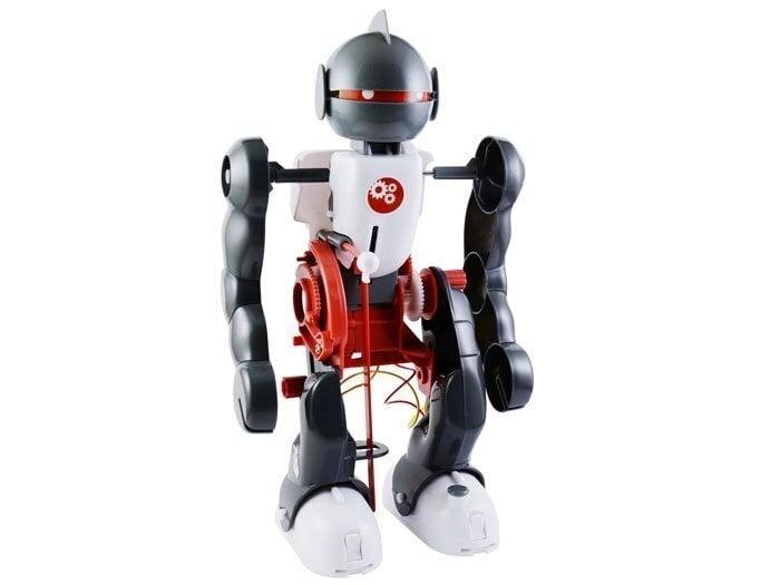 kā tirgo roboti