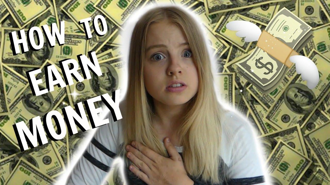Veidi kā iegūt naudu tagad, kā pelnīt...
