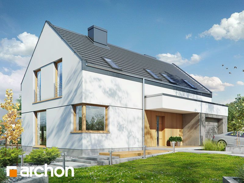 Pašrocīgi izstrādāts projekts ēkai ar platību virs 25 m²