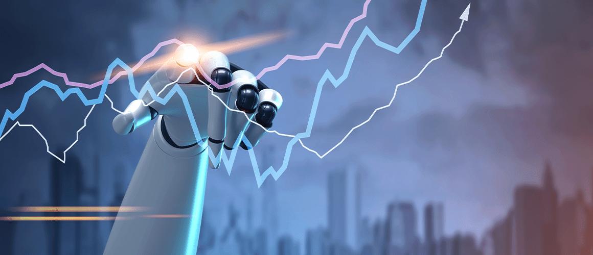 tirdzniecības robots trīs vienā