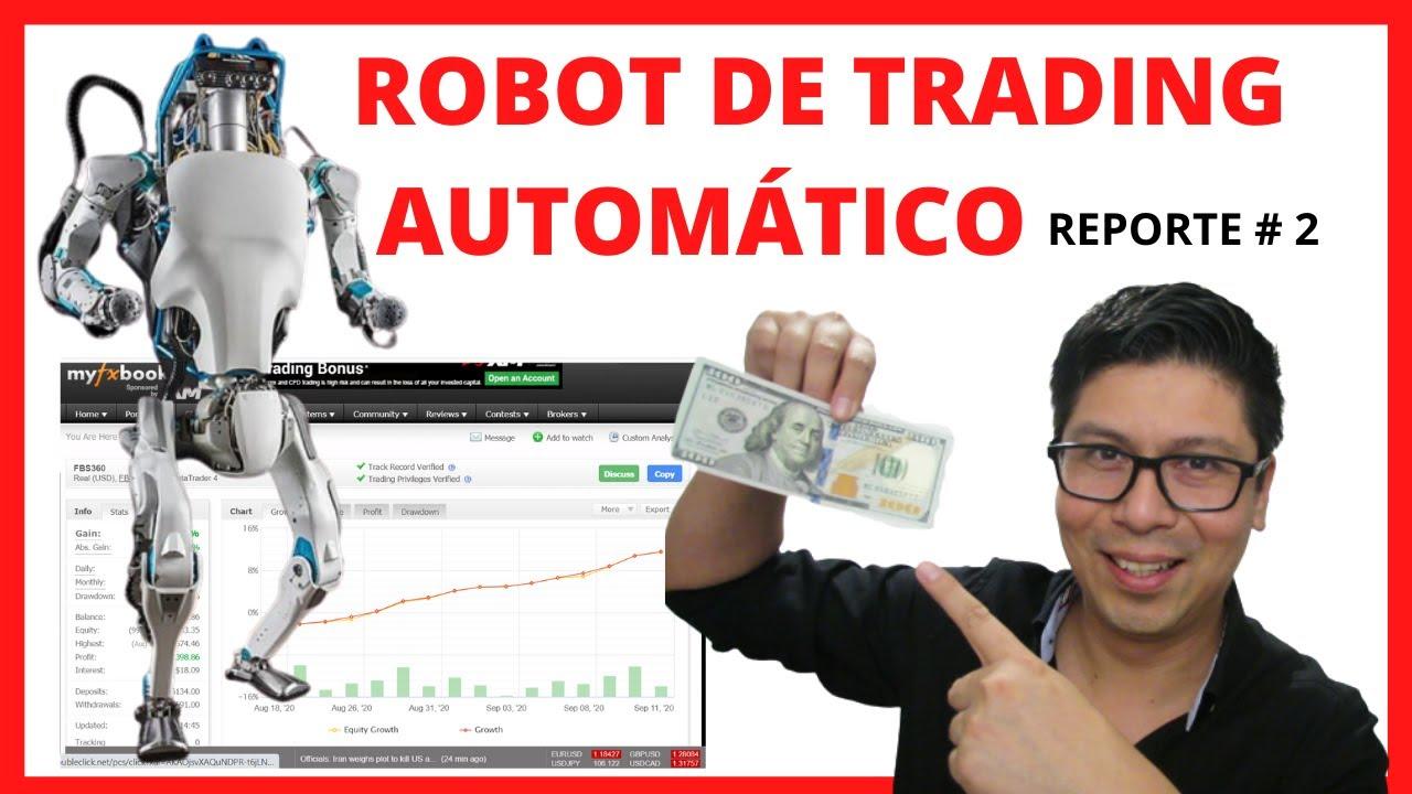 rakstīt tirdzniecības robotu