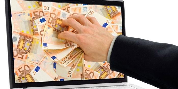 interneta pasīvie ienākumi