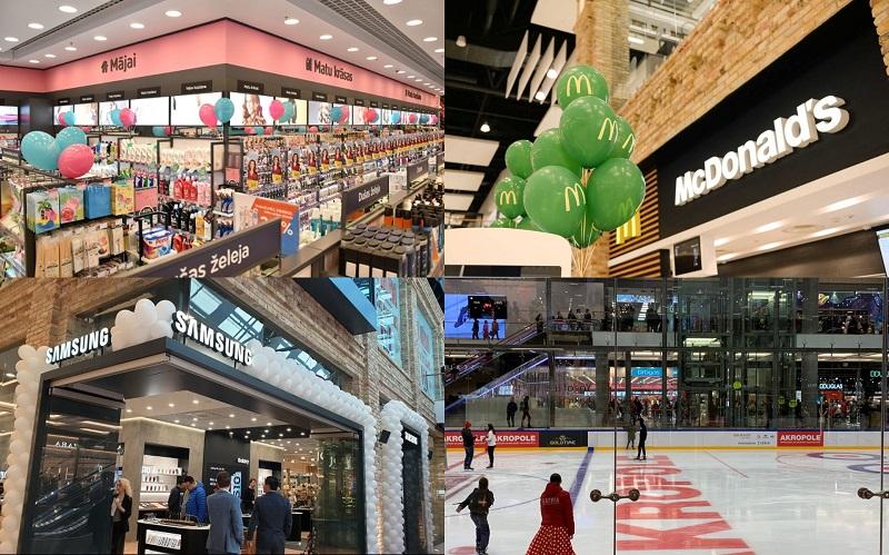 tirdzniecības centra izveide kā nopelnīt miljonam lielu naudu
