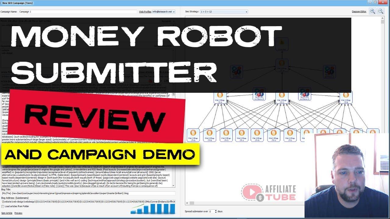 robots internetā bez ieguldījumiem