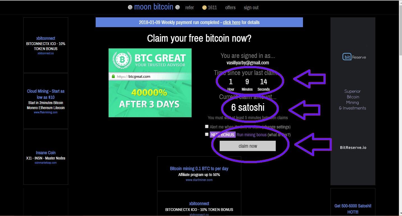 Bitcoin peļņa autopilotā