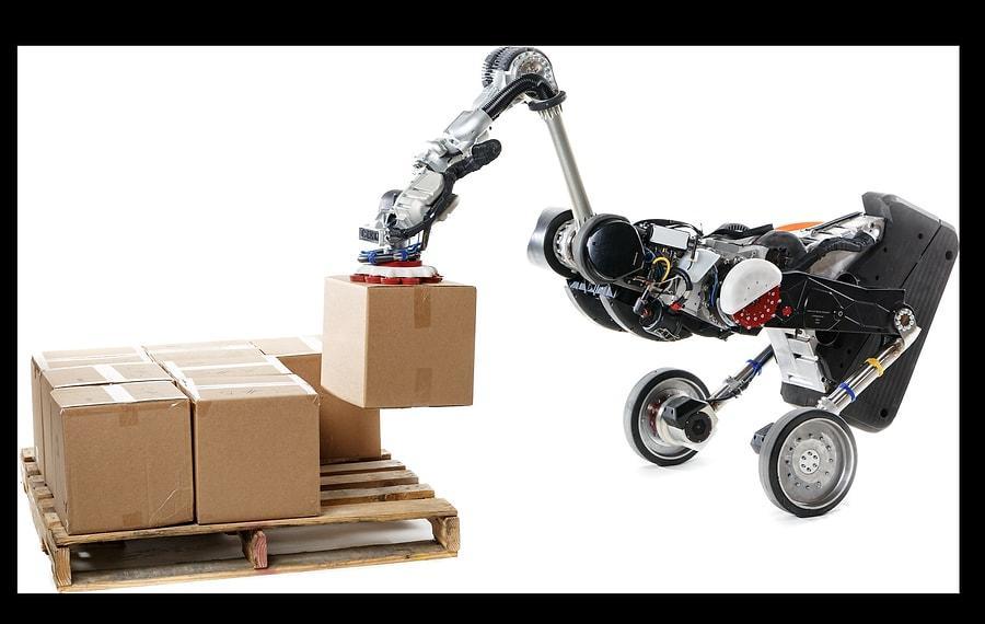 Binārais robots Abi