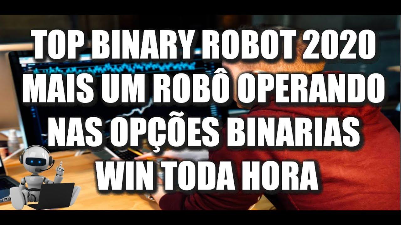 robots uz bināro opciju video