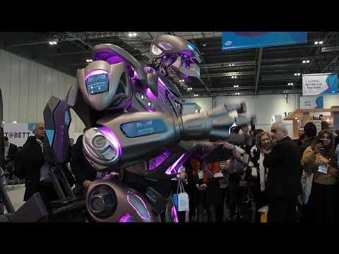 5 bināro roboti