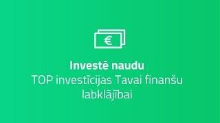 Investīcijas, kā sākt investēt jau šodien, pat ja esi iesācējs