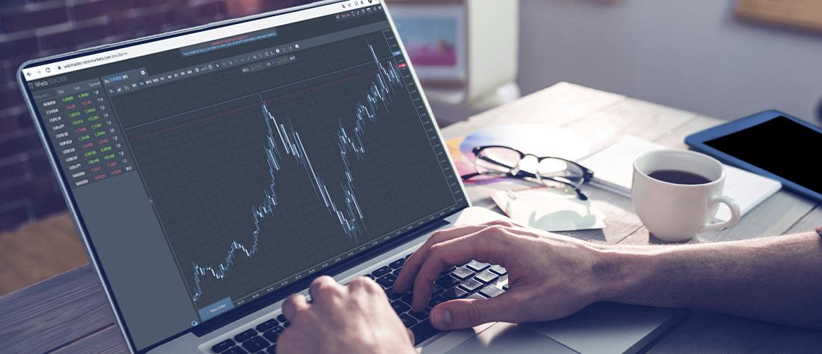 Vai joprojām tirgojaties darbvirsmā? Kāpēc, ja ir R WebTrader? | R emuārs - RoboForex