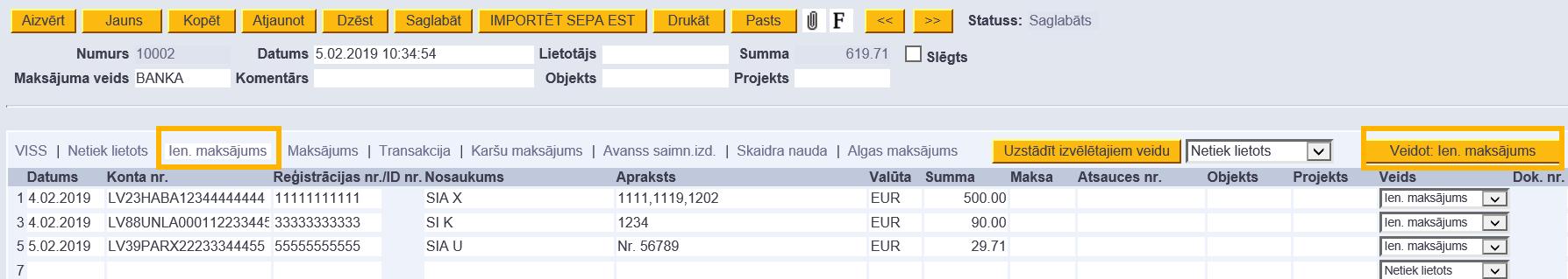 Periodiski maksājumi | Make Commerce