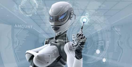 tirdzniecības robota piemērs