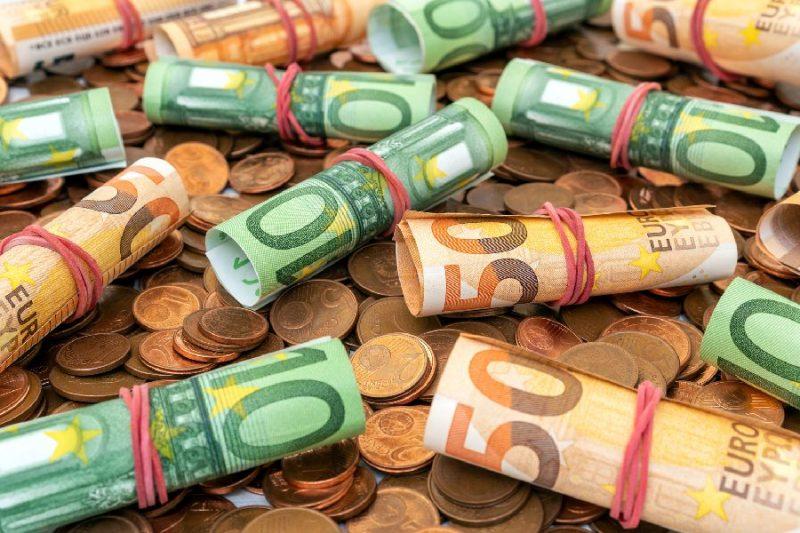 ātra peļņa eiro